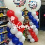 Baloncum, Balon Süsleme Sütun Balon Dekorasyon 1303