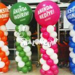 Baloncum, Balon Süsleme Sütun Balon Dekorasyon 1306