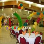 Baloncum, Balon Süsleme, Balon Ağaç Dekorasyon 1402