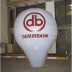 3030 3.6 mt Ampul Zeplin Balon