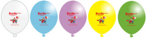 Baskılı Balon